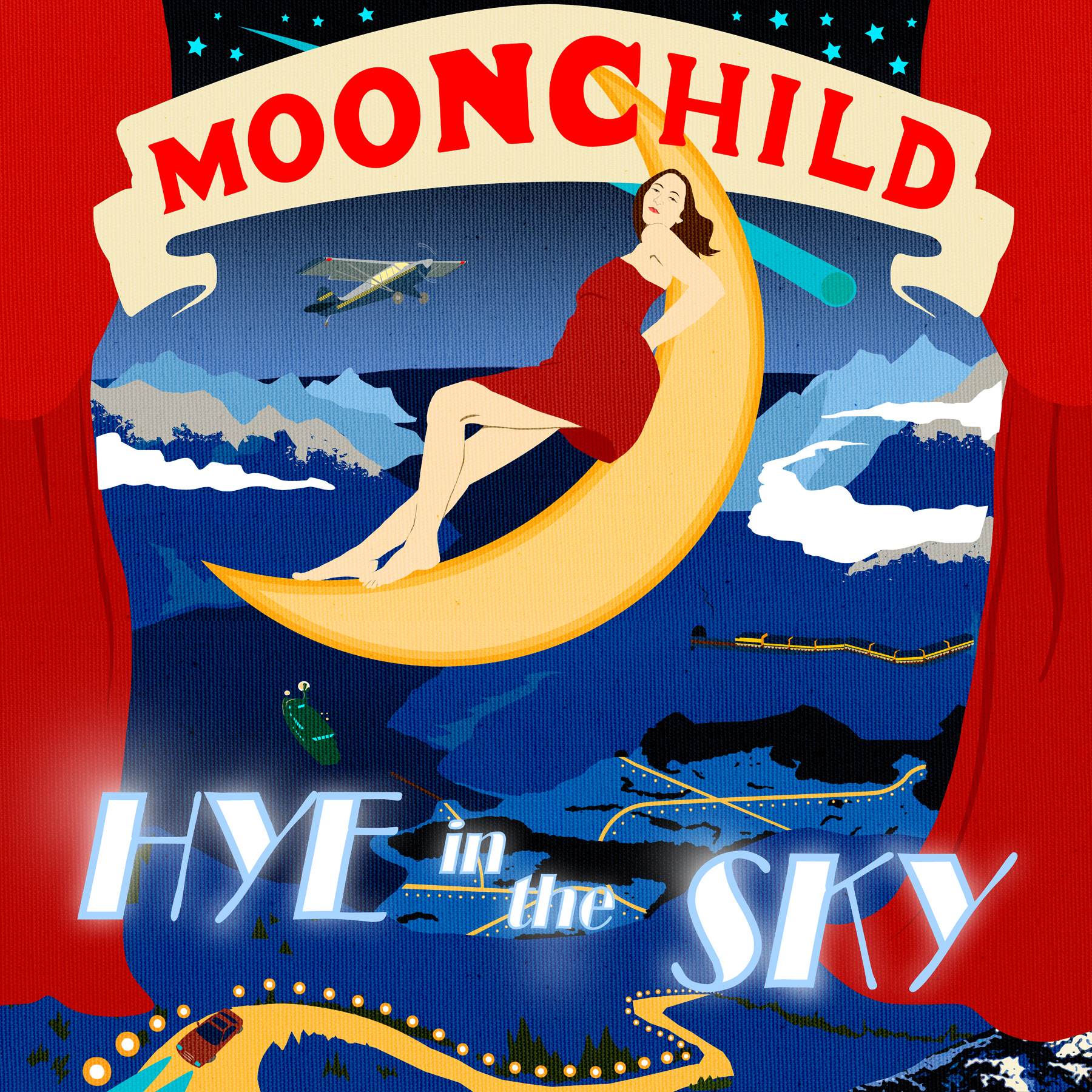 Moon Child - Hye in the Sky